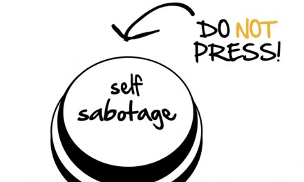 Self Sabotage & The Anecdote