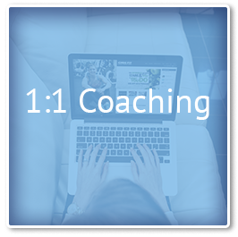 1:1 Coaching Programs image