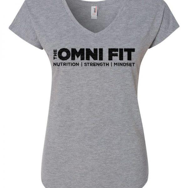 Ladies Team T-shirt front