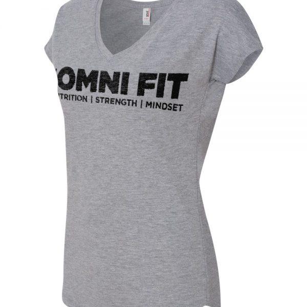 Ladies Team T-shirt side