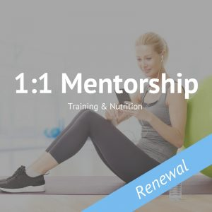 1:1 Mentoring from Kala Duncan of The OMNI FIT, online nutrition coach