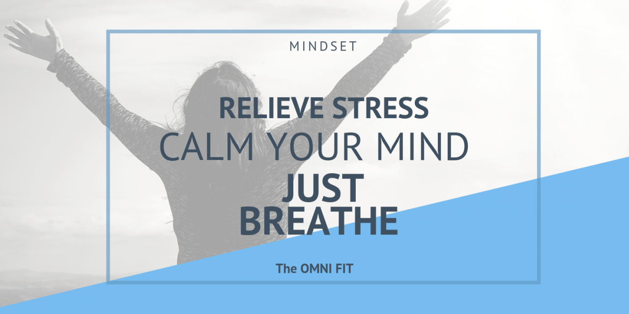 Relieve Stress   Calm Your Mind   Just Breathe